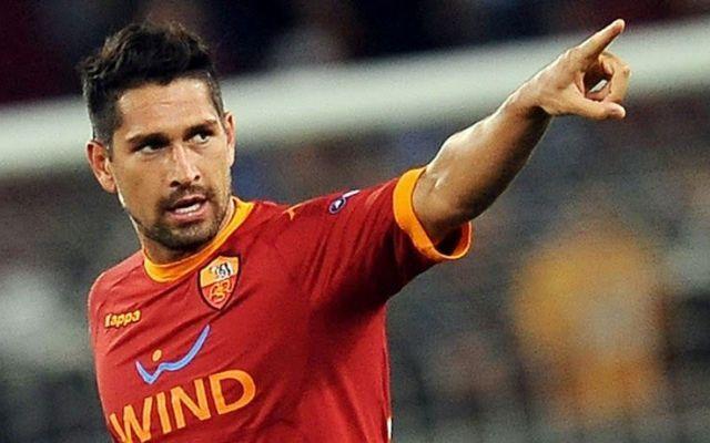 Marco Borriello ritrova la Roma, la Roma ritrova Marco Borriello #calciomercato #roma