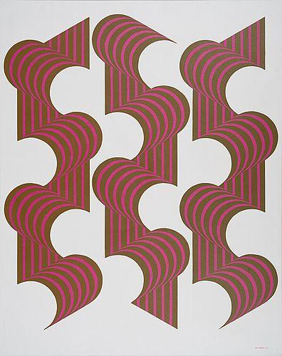 Matti Kujasalo: Kolumbus, 1972, akryyli kankaalle, 232x181 cm - Bukowskis F179
