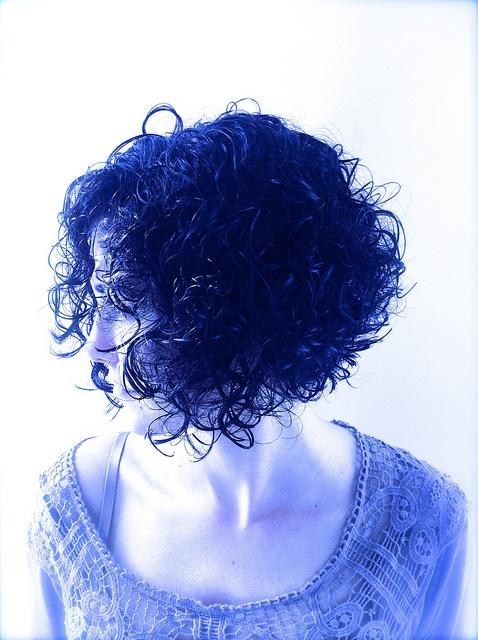 Curly Hair Bob Haircut Hair Pinterest Carr 233 Boucl 233