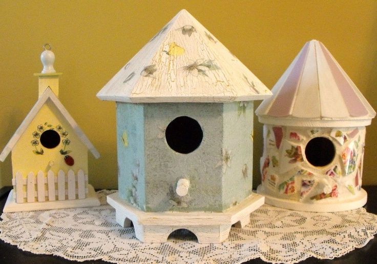 127 Best Images About Bird Houses On Pinterest