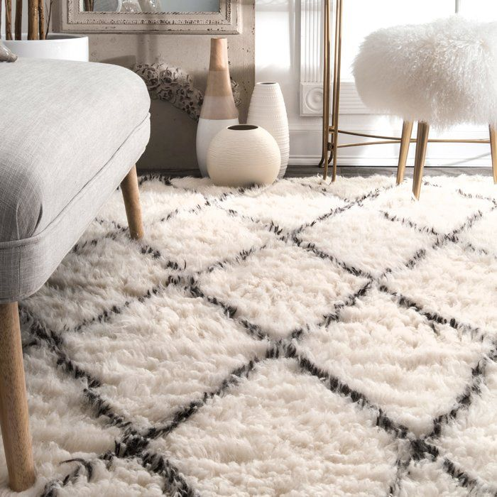 Dunford Hand Woven Beige Area Rug Rugs Area Rugs Beige