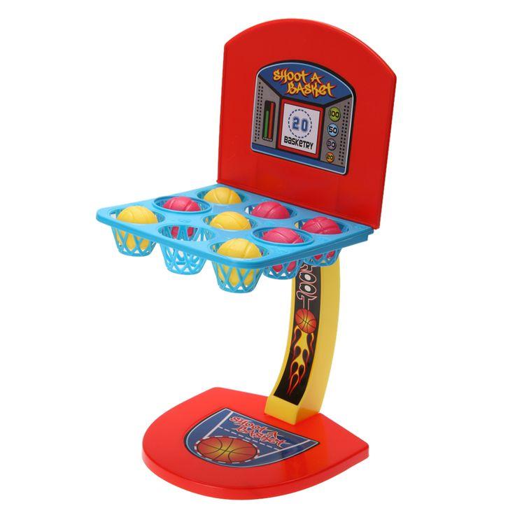 バスケットボール射撃機1以上のプレイヤーゲームおもちゃ子供キッズ男の子ミニデスクtoysギフト用子供