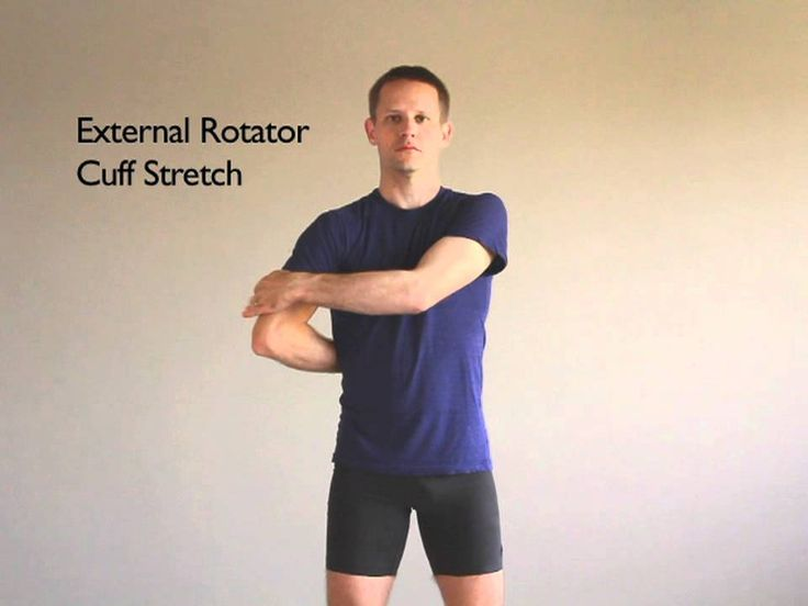 Rotator Cuff Stretch & Strengthening - Active Isolated Stretching