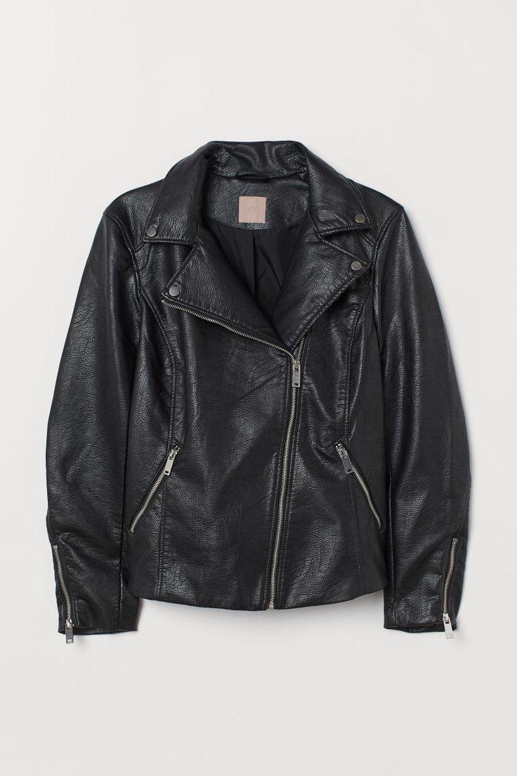 MADISON Ladies Designer Leather Jacket Brown Real Soft Genuine Leather Jacket