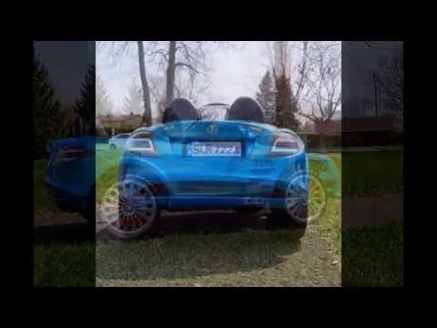 Mercedes Ride on toy With 2.4 GHZ Remote control ,Keys for Start, Mp3 Co...