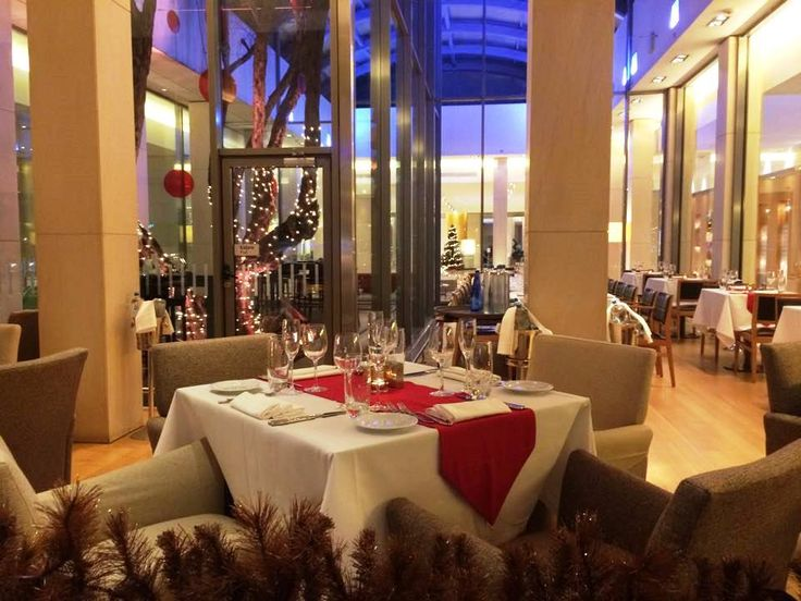 Christmas in Byzantino Restaurant!