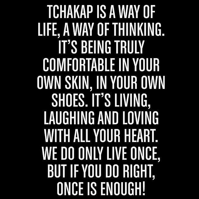 What's Tchakap?