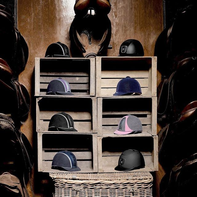 PAS015 standard is required across riding schools, Pony and Riding Club, eventing and showjumping this year so make sure you have the correct PAS standard hat. It's possible to be safe and stylish with the Harry Hall Legend hats, you can even have a bit of sparkle if you wish #seriousaboutsafety