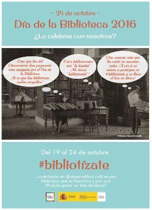imagen cartel bibliotízate