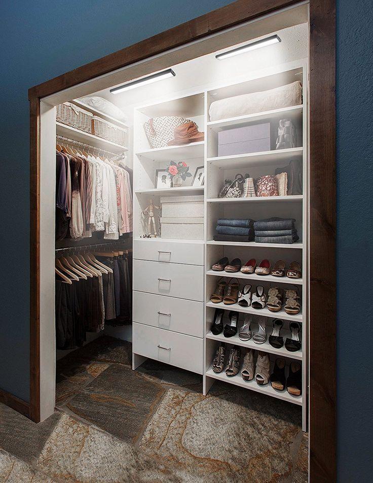 Closet Closetlights Lighting Indoorlights Walkincloset