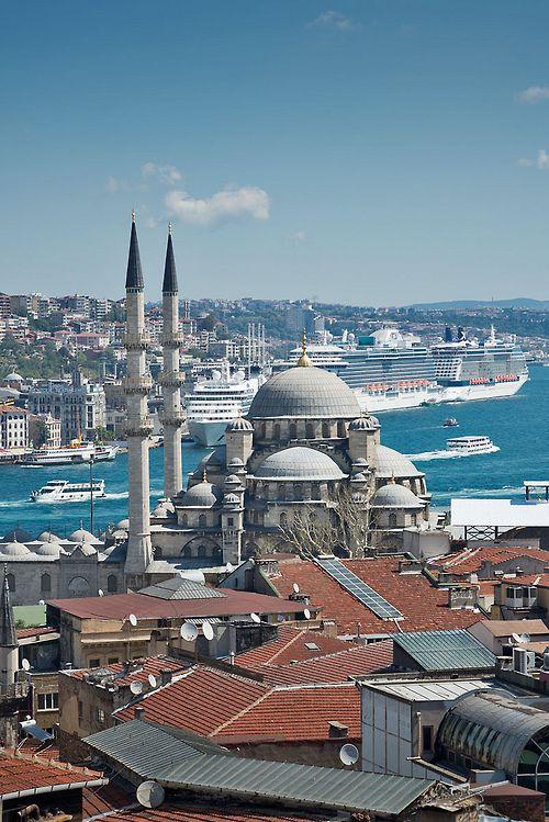 Istanbul; Turkey