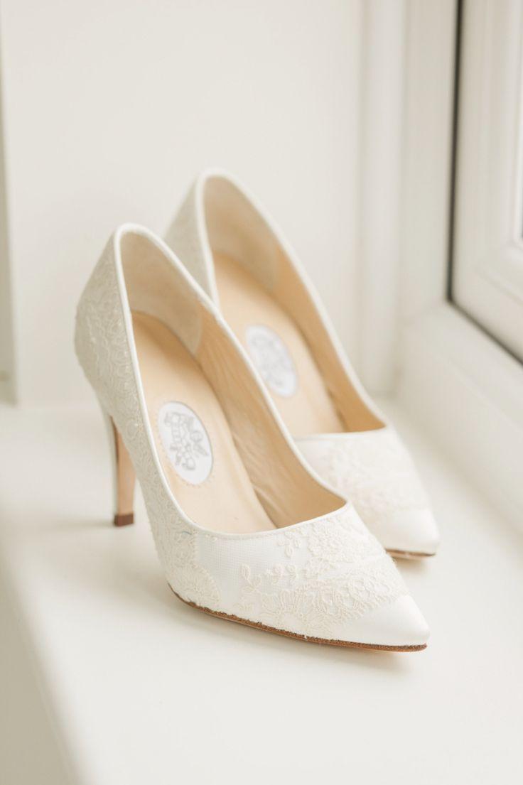 Wedding shoes ❤️