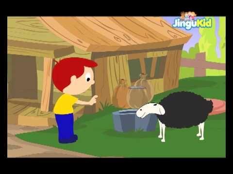 Classic Nursery Rhymes & Favorite Kid Songs - Baba Black Sheep
