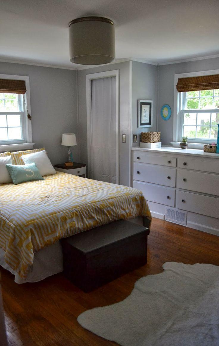 inexpensive diy master bedroom makeover our bedroom pinterest