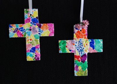 1000 images about cross ideas on pinterest plastic for Cross craft for kids