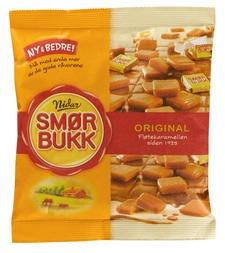 Smørbukk karameller.
