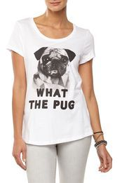 What The Pug Crew, WHITE