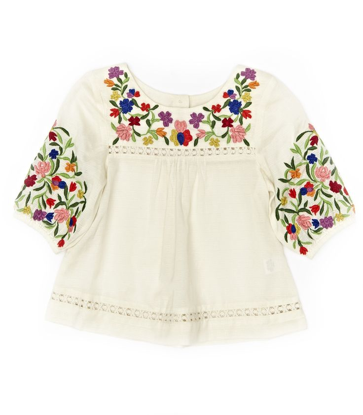 Boho Kids Clothes mini baby boho dress tunic