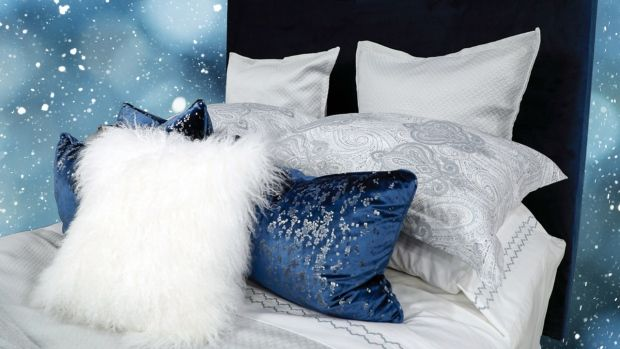Cozy up for winter: Steven Sabados' guide to creating the most luxe bed at home | CBC Life