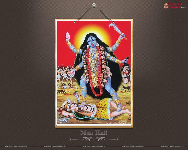 Maa Kali HD Wallpapers Full Size Download | Hindu Gods in ...