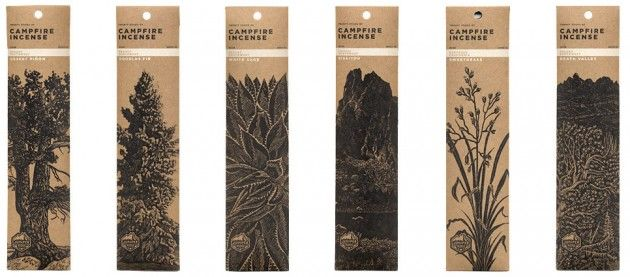 Juniper Ridge – Lagerfeuer Duftstäbchen
