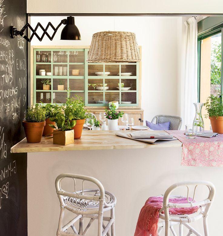 Vinzon Decoraciones Cocinas ~ De duplex anticuado y oscuro a luminoso, confortable y lleno de vida