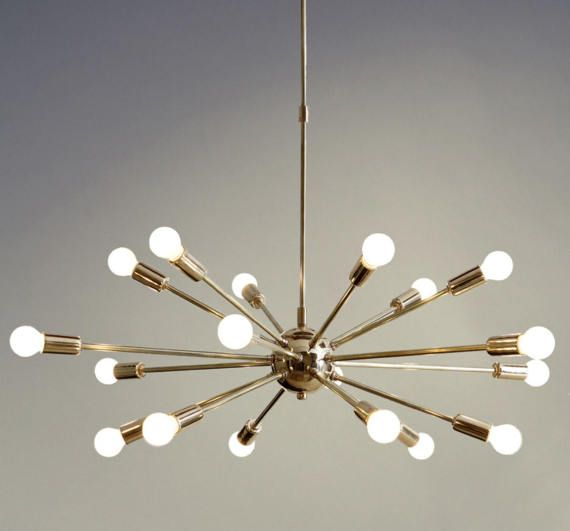 Finest 16 best Sputnik Light Fixtures images on Pinterest | Lamps, Light  VR97