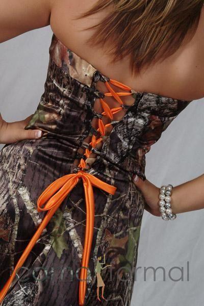 awesome camo dress