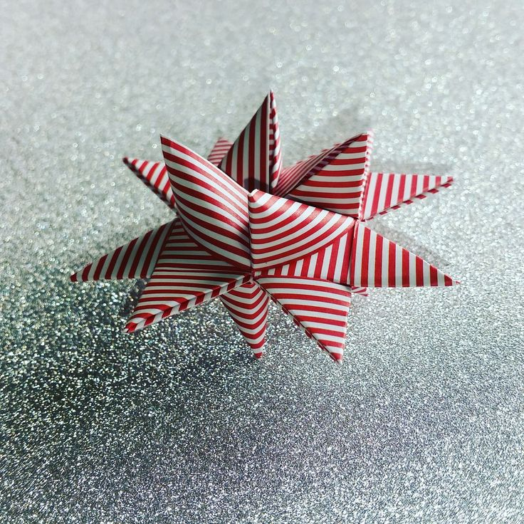 PennyMo: 1. december - Flettede julestjerner