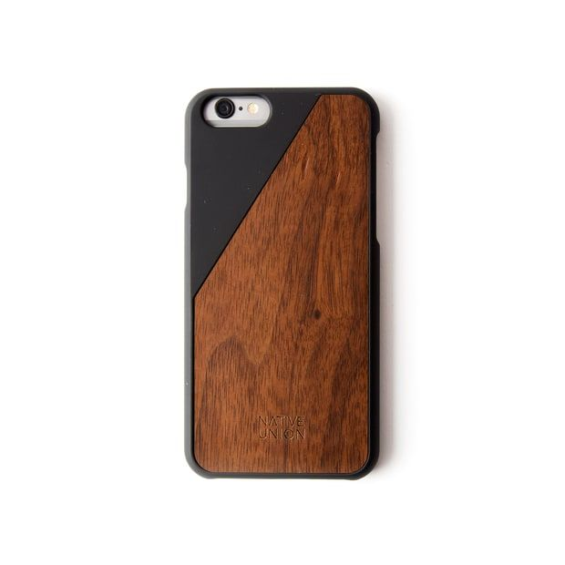 Native Union CLIC Wooden Case for iPhone 6/6S