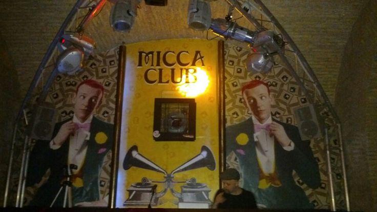 Micca Club nel Roma, Lazio