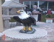 Small Eagle Statue