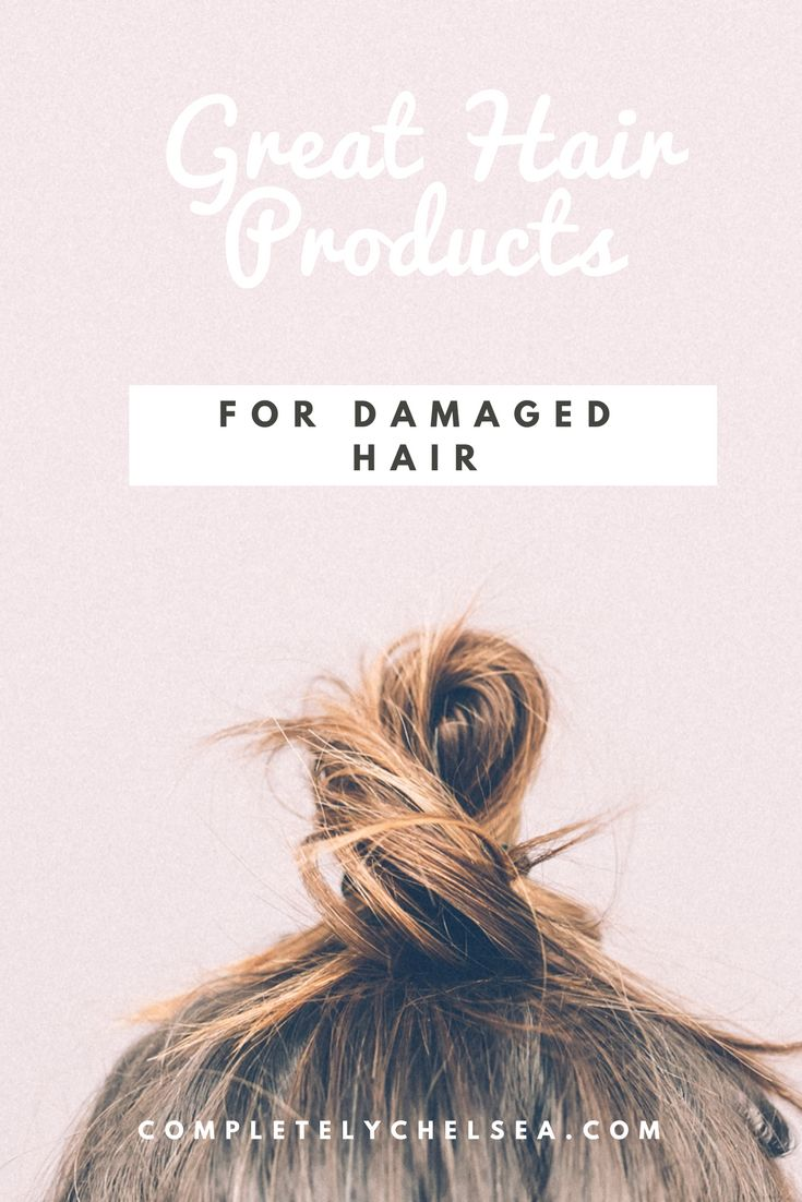 Blog post on Completely Chelsea about great hair products for dry, damaged hair! www.completelychelsea.com #hairproducts #dryhair #damagedhair #hairfix