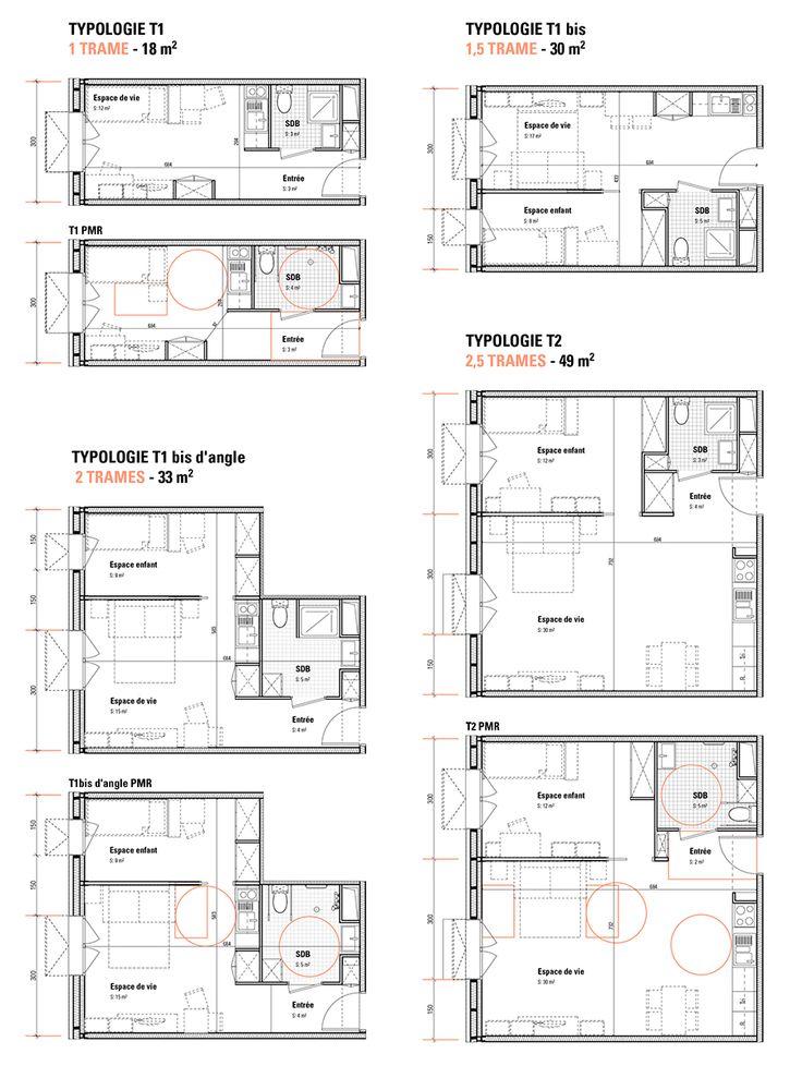 336 best floor plans images on pinterest architecture for Plan architecte
