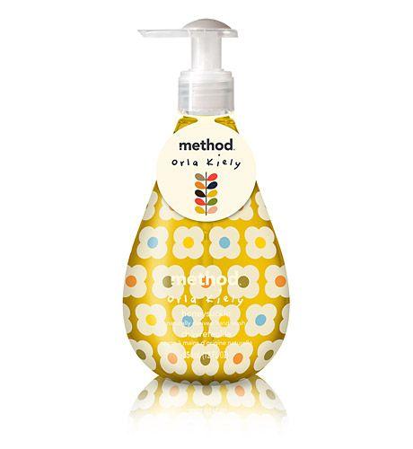 honeysuckle gel hand wash – ORLA KIELY spring limited edition