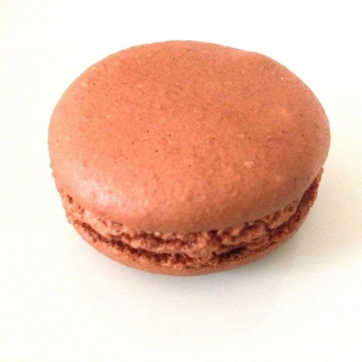 Earl Grey Chocolate Macaron at TWG Tea Salon & Boutique
