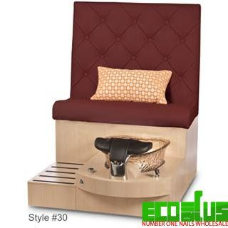 Selena Spa Pedicure Chair , Guarantee lowest price on the market for Pedicure chairs and nail salon products . Call now to get off 30% , See more at :http://econail.us/product-category/gulfstream-pedicure-chairs/page/2/
