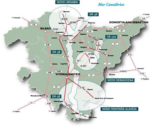 Descubre las mejores rutas de senderismo - País Vasco