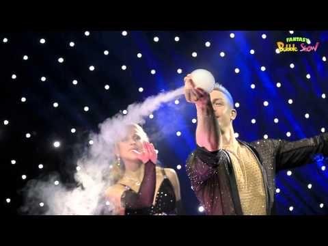 Шоу Мыльных Пузырей The Best Bubble Show in Russia