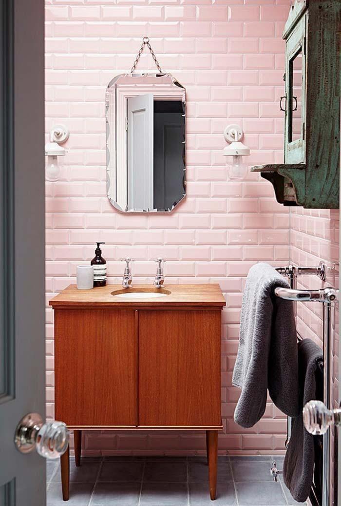 Badezimmerspiegel Tipps Zur Auswahl Des Idealen Modells Rosa