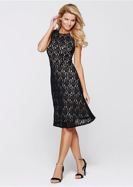 Krátké krajkové šaty Nádherné krajkové • 1149.0 Kč • Bon prix