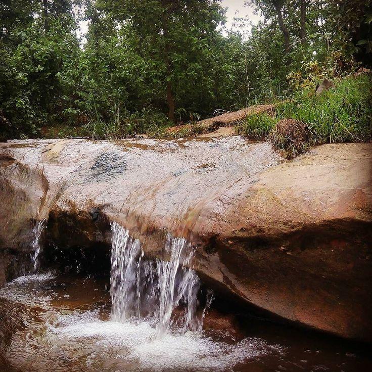 Indira waterfall #incredibleindia by latehar_tourism