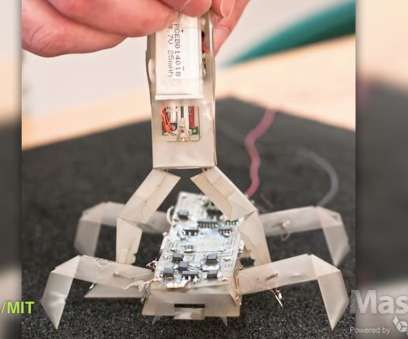 The MIT Build-Your-Own-Robot Kit Allows Cyborgs to Be Made from Home trendhunter.com