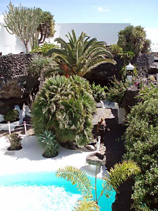 Cesar Manrique. Lanzarote, Canary Islands - Spain