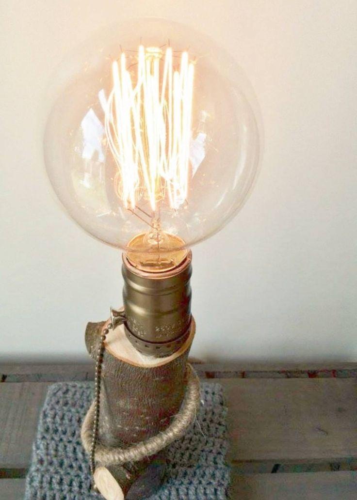 WoodWoolDesign en Edison : Verlichting van WoodWoolDesign