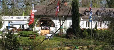 Chambres d'hôtes à vendre à Fleurines dans l'Oise
