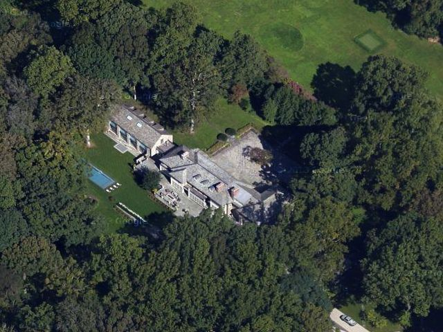 Jeff Lurie's Marriage Home: Inwood in Wynnewood, PA # ...