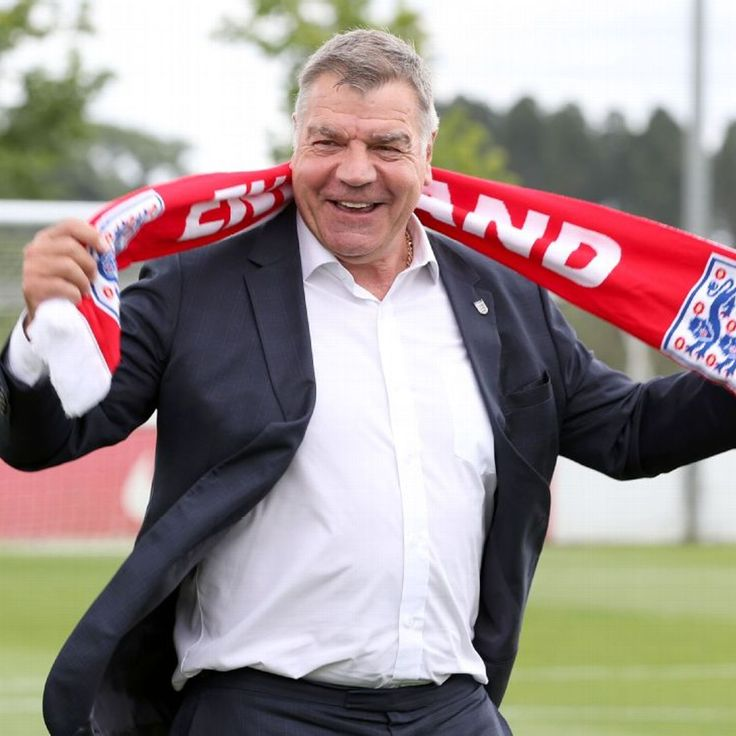 Sam Allardyce not interested in England 'potential,' wants to deliver