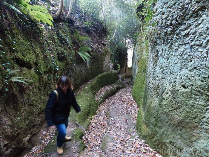 Walking in Tuscany Etruscan Trails in Old Etruria