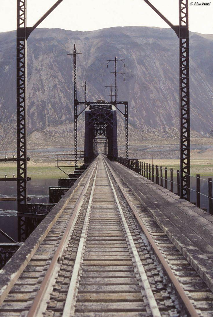 Railroad Bridges And Trestles  Photo by Alan Freed